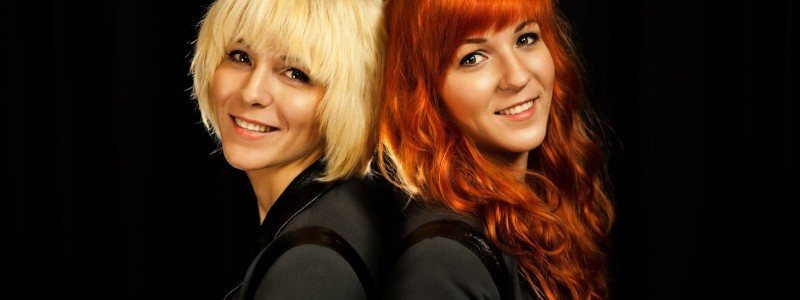 MonaLisa Twins Tampere Beatles Happeningiin!